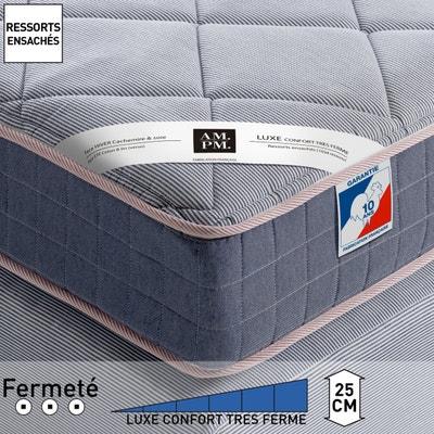 Taschenfederkernmatratze, sehr fester Luxus-Komfort AM.PM.