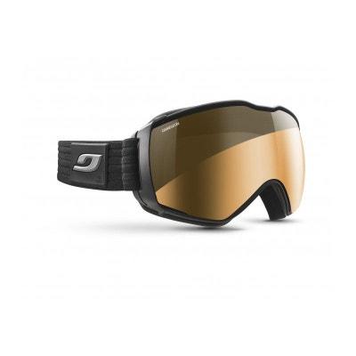 Masque de ski mixte JULBO Noir AEROSPACE Noir   Gris Rubber - Cameleon  Masque de ski 2dab1f125e58
