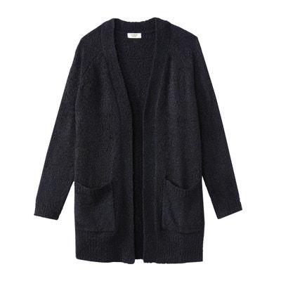 Gilet cardigan poches plaquées Gilet cardigan poches plaquées JACQUELINE DE YONG