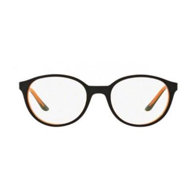 Lunettes de vue pour homme STARCK EYES Orange SH 3027 0019 49 18 Lunettes de 174add432fad