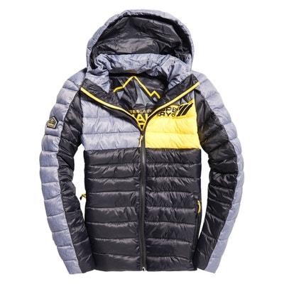 Mid-Season Short Padded Jacket Mid-Season Short Padded Jacket SUPERDRY