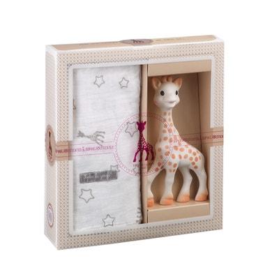 Pack regalo de nacimiento Sophisticated modelo mediano Pack regalo de nacimiento Sophisticated modelo mediano SOPHIE LA GIRAFE