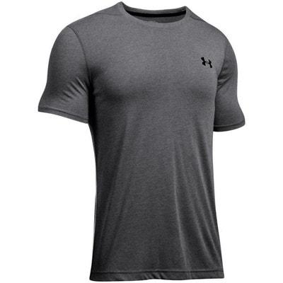fa70bd22c6775 Tee-shirt Under Armour Threadborne Fitted - 1289588-090 Tee-shirt Under  Armour