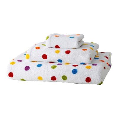 Serviette à pois colorés Pack Serviette à pois colorés Pack MINI HOME