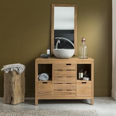 Meuble Bas Salle De Bain Sans Vasque En Solde La Redoute