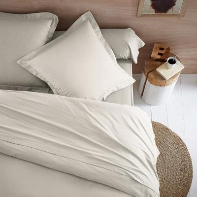 Colours 100% Organic Cotton Flat Sheet Colours 100% Organic Cotton Flat Sheet La Redoute Interieurs