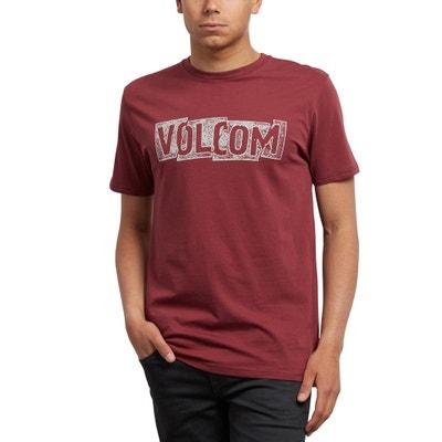 T-shirt de gola redonda, mangas curtas T-shirt de gola redonda, mangas curtas VOLCOM