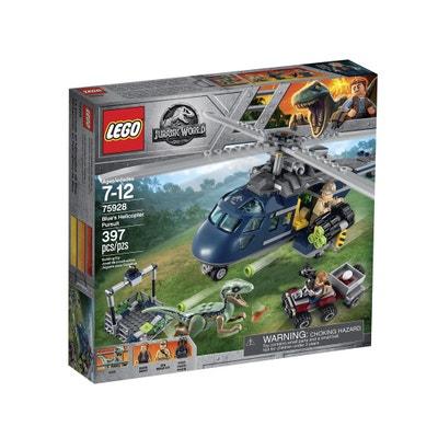 La poursuite en hélicoptère de Blue - 75928 La poursuite en hélicoptère de Blue - 75928 LEGO JURASSIC WORLD