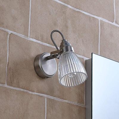 """LED Applique en Verre """"Kara"""" pour Salle de bain LED Applique en Verre """"Kara"""" pour Salle de bain LAMPENWELT"""