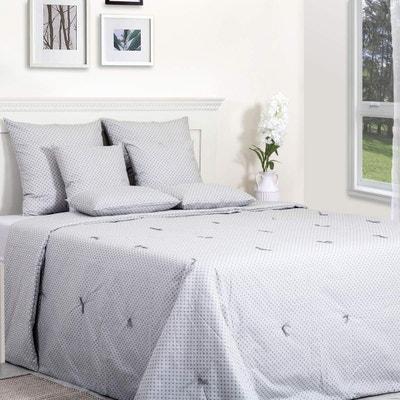 boutis gris perle la redoute. Black Bedroom Furniture Sets. Home Design Ideas