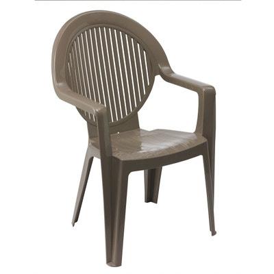 Salon de jardin - Table, chaises Grosfillex | La Redoute