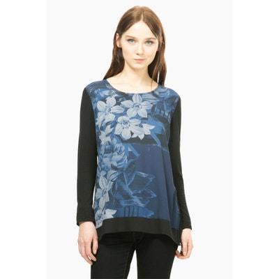 T-shirt met lange mouwen, bedrukt, TS Marino DESIGUAL