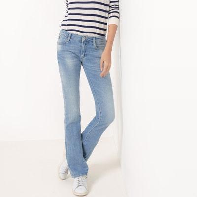 Bootcut Jeans, Regular Waist, Length 32