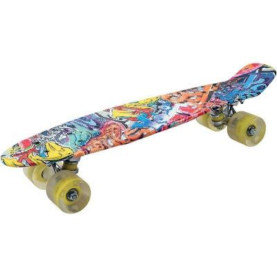 Skateboard imprimé - modèle aléatoire - livraison à l'unité Skateboard imprimé - modèle aléatoire - livraison à l'unité WDK GROUPE PARTNER