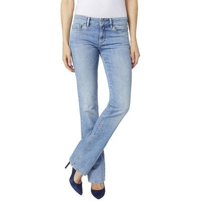 En Pepe Solde Redoute Femme Jeans La Vêtement fqvn04ZHwx