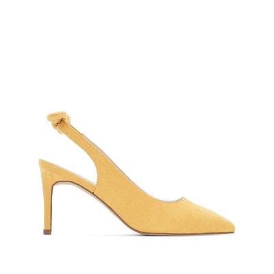 Zapatos de tacón, detalle lazo MADEMOISELLE R