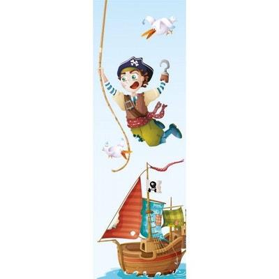 Tableau Pirate : Capitaine Sam en : Toile Tableau Pirate : Capitaine Sam en : Toile DECOLOOPIO