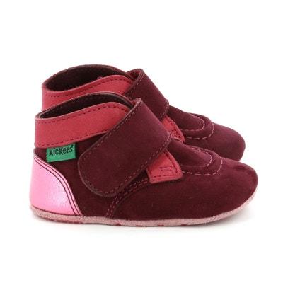 Schuhe Kickchobon mit Klettverschluss Schuhe Kickchobon mit Klettverschluss KICKERS