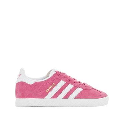 016b94e3a48a0 Adidas gazelle rose en solde   La Redoute