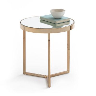 Mesinha de cabeceira ou mesa de apoio Luxore Mesinha de cabeceira ou mesa de apoio Luxore La Redoute Interieurs