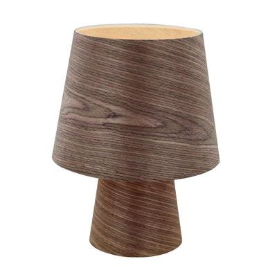Lampe Bois Et Metal La Redoute