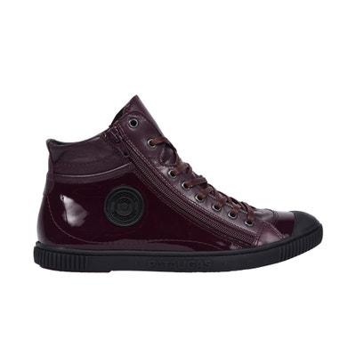 Hohe Leder-Sneakers Bono Hohe Leder-Sneakers Bono PATAUGAS