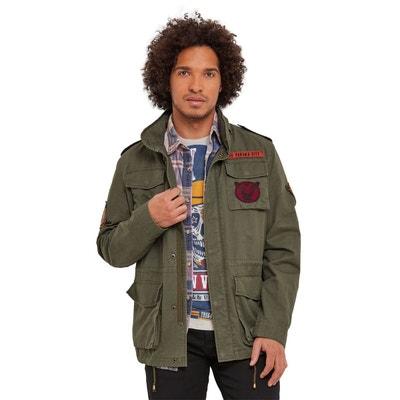 Veste casual à fermeture éclair avec capuche cachée Joe Browns Homme Veste  casual à fermeture éclair 3ab4027308c1