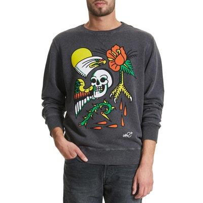 44ecc321b7fa60 Sweatshirt Diesel Joe As Noir Homme DIESEL