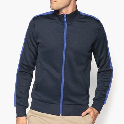 High Neck Zip-Up Sweatshirt High Neck Zip-Up Sweatshirt La Redoute Collections