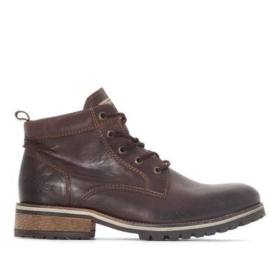 Thar Leather Ankle Boots Thar Leather Ankle Boots PATAUGAS