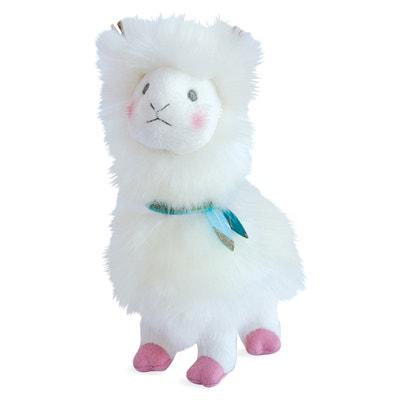 Llama blanca 20 cm HO2797 Llama blanca 20 cm HO2797 HISTOIRE D'OURS