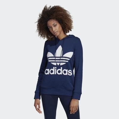 Sweat-shirt à capuche Trefoil Sweat-shirt à capuche Trefoil adidas Originals baabb93e24db