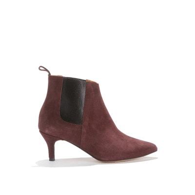 Boots LAURAL mit kleinem Absatz, Kalbsleder Boots LAURAL mit kleinem Absatz, Kalbsleder ANONYMOUS COPENHAGEN