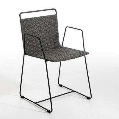 Cadeira de mesa de jardim Ambros, E. Gallina AM.PM.