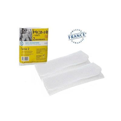 Lot 2 Absorbants lavables pour couche Hamac L et M Lot 2 Absorbants lavables pour couche Hamac L et M HAMAC
