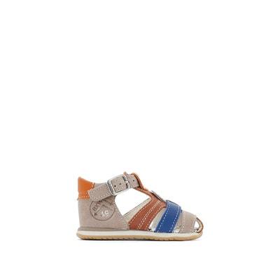 Zarsene Leather Sandals Zarsene Leather Sandals BOPY