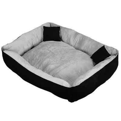 Panier, lit, niche pour chien et chat - Taille L - Gris Panier, lit, niche pour chien et chat - Taille L - Gris BEAUTY PET