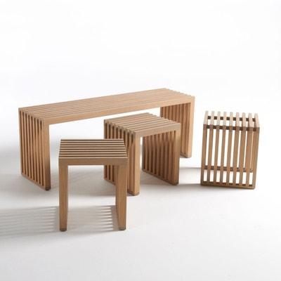 Ensemble de jardin encastrable, 4 pièces Amalia La Redoute Interieurs
