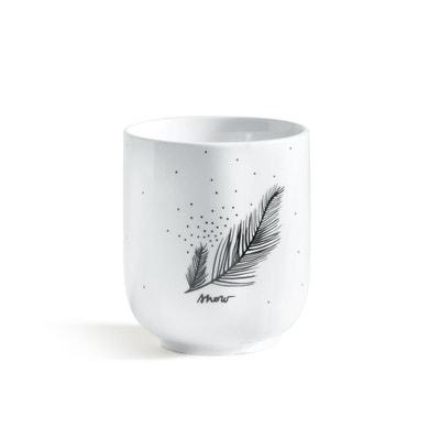 Confezione da 4 tazze da tè MIWIN Confezione da 4 tazze da tè MIWIN La Redoute Interieurs