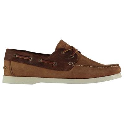 Chaussures bateau cuir bicolore Armor Lux X SebagoSebago BkShNUCm