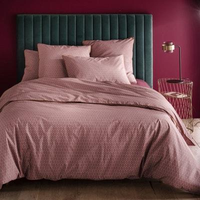Bettbezug MINA, Perkal aus reiner Baumwolle Bettbezug MINA, Perkal aus reiner Baumwolle La Redoute Interieurs