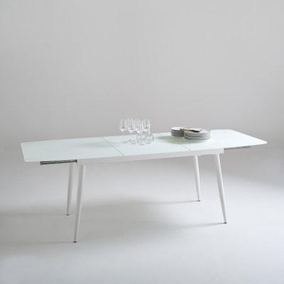 Design-Esstisch ausziehbar, Blanco Design-Esstisch ausziehbar, Blanco La Redoute Interieurs
