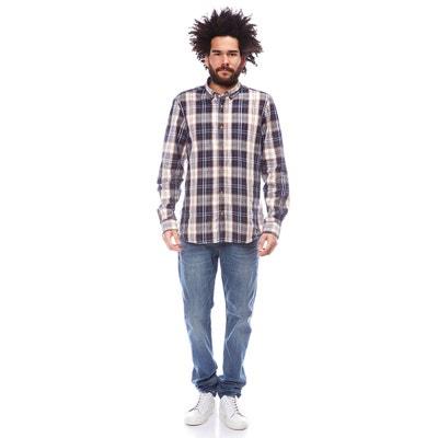Chemise à carreaux Chemise à carreaux BEST MOUNTAIN 1416b22670de