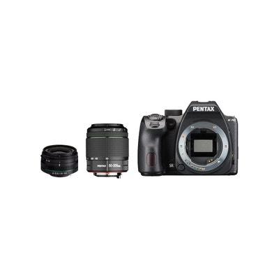 Appareil photo Reflex PENTAX K-70 + 18-50mm RE + 50-200mm PENTAX