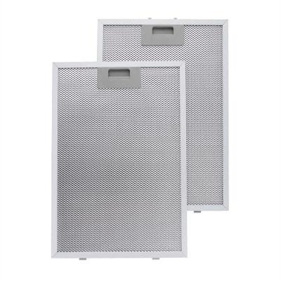 Klarstein Set 2 filtres à graisse de rechange en aluminium pour hotte 26 x 37 cm Klarstein Set 2 filtres à graisse de rechange en aluminium pour hotte 26 x 37 cm KLARSTEIN