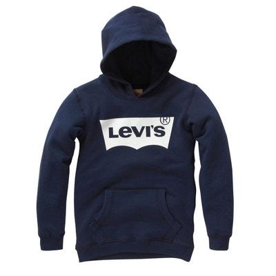 Sweat à capuche logo devant N91503A 3 - 16 ans LEVI'S KIDS