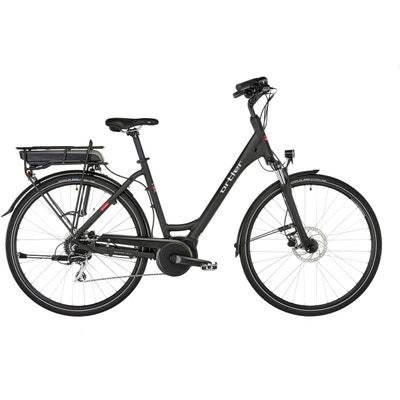 Bergen - Vélo de trekking électrique - noir Bergen - Vélo de trekking électrique - noir ORTLER