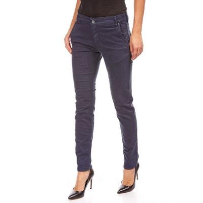 Pantalon chino taille haute BEST MOUNTAIN