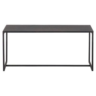 Table basse industrielle métal noir KARL MILIBOO