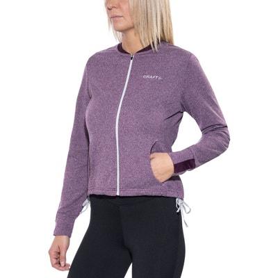 Pep Loose - Veste course à pied Femme - violet Pep Loose - Veste course à pied Femme - violet CRAFT
